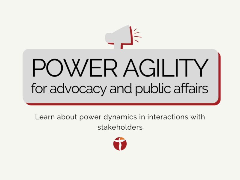 Powerful advocacy training