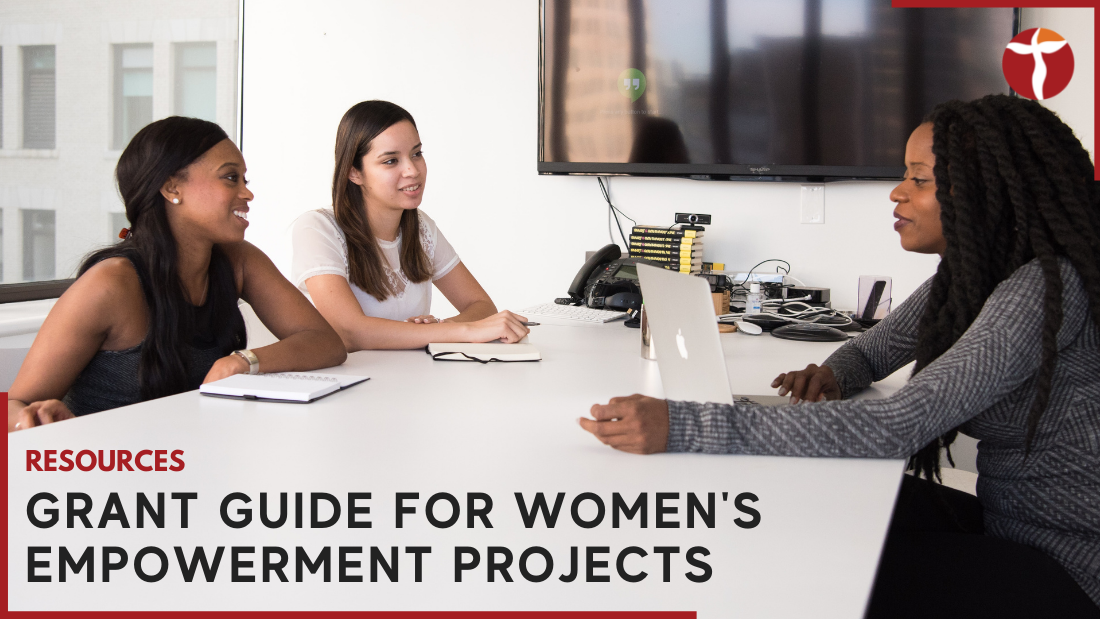 Grants Guide for Women Empowerment Projects