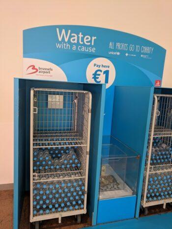 free tap water Sarah Ehrlich